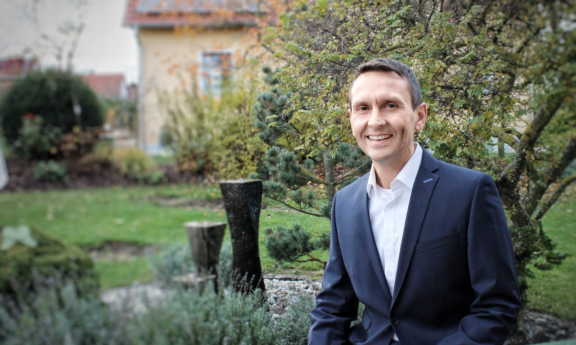 Thomas Blaumeier Bürgermeisterkandidat